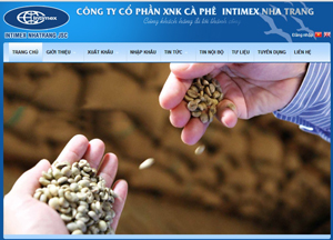 Intimex Nha Trang JSC ranked second in the Top 500 fastest growing enterprises of Vietnam in 2012